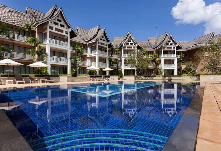 Allamanda Laguna Phuket, Choeng Thale, Utendørsbasseng