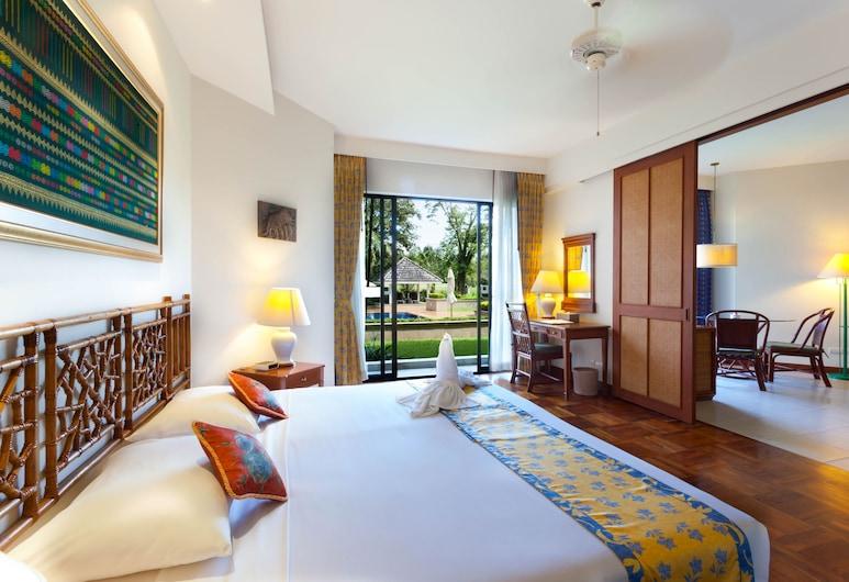 알라만다 라구나 푸켓, Choeng Thale, 슈피리어 아파트, 침실 1개, 객실
