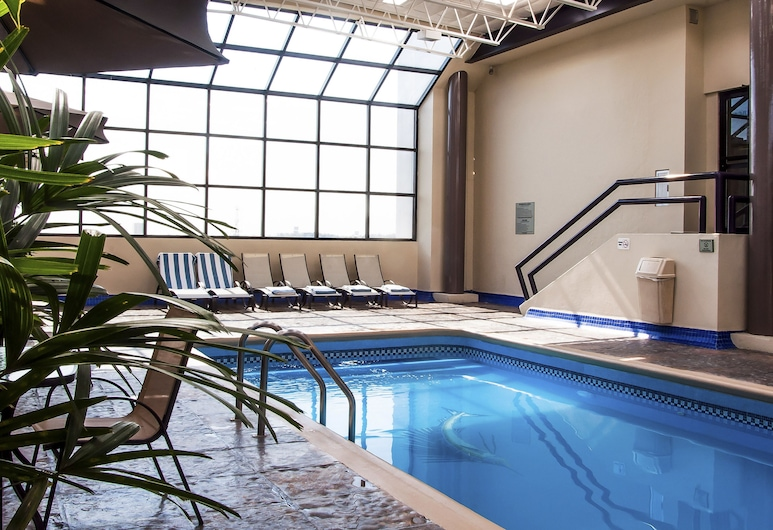 Everest Hotel, Ciudad Victoria, Indoor Pool
