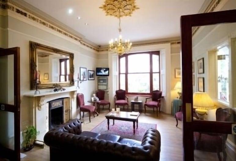 Shakespeare Hotel, London, Sitteområde i lobbyen