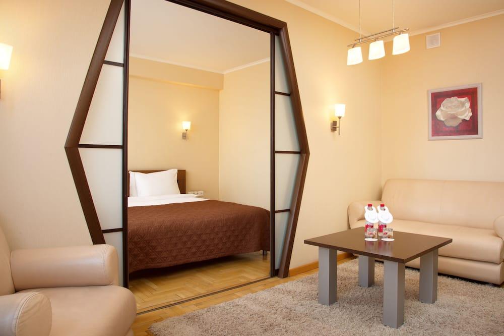 Suite, 1 spavaća soba - Dnevna soba