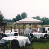 Área para eventos al aire libre
