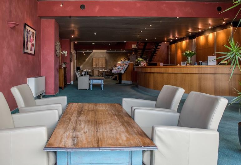Arass Hotel Antwerp, Antwerp, Lobby Sitting Area