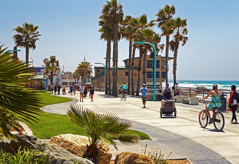 SureStay Hotel by Best Western San Diego Pacific Beach, San Diego, Strand