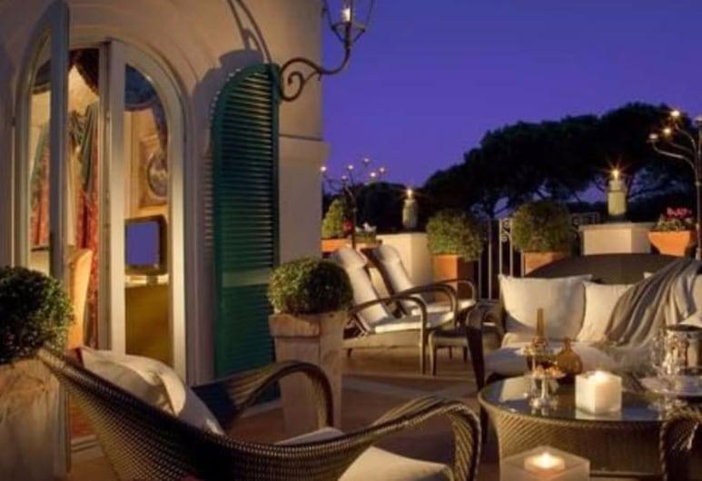 Hotel Splendide Royal, Rome, Terrace/Patio