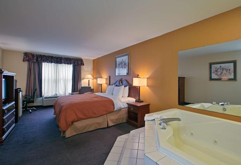 Country Inn & Suites by Radisson, Richmond I-95 South, VA, Richmond, Habitación