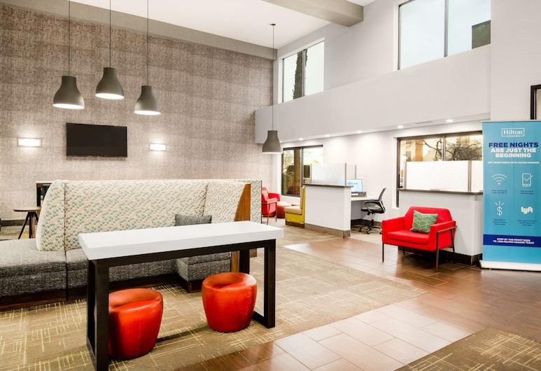 Hampton Inn & Suites Las Vegas-Henderson, Hendersonas, Vestibiulis