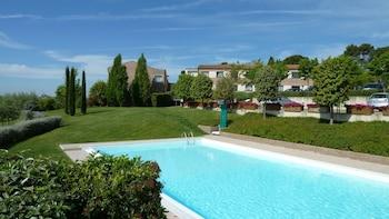 Siena bölgesindeki Sangallo Park Hotel resmi