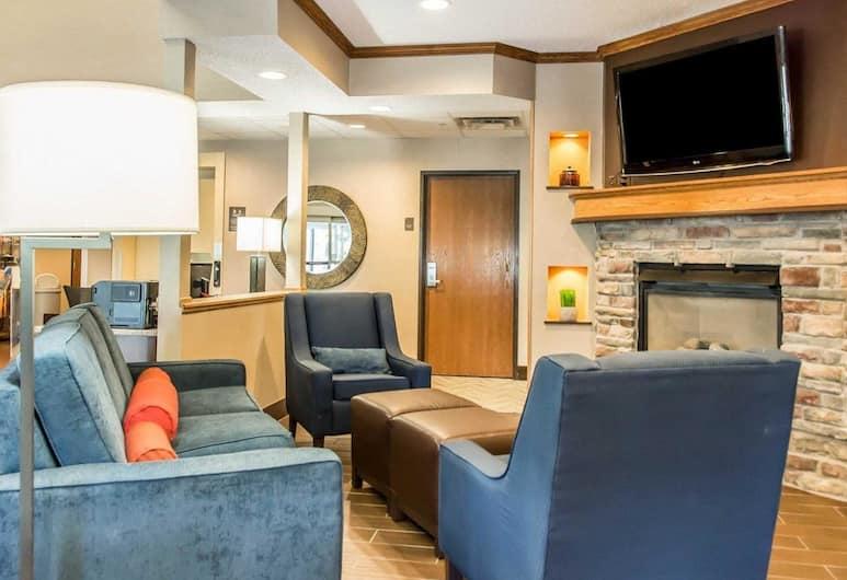 Comfort Inn North/Polaris, Columbus, Lobby