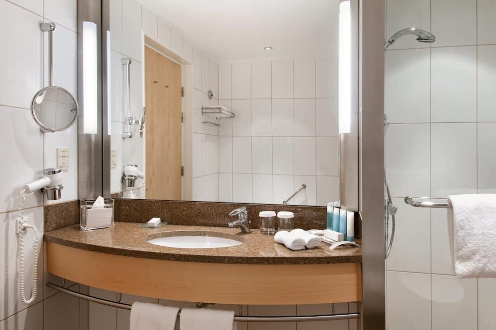Standardværelse - ikke-ryger - Badeværelse