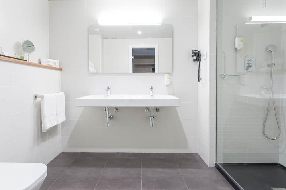 Junior Σουίτα, Βεράντα - Μπάνιο