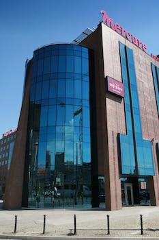 Wroclaw — zdjęcie hotelu Hotel Mercure Wroclaw Centrum