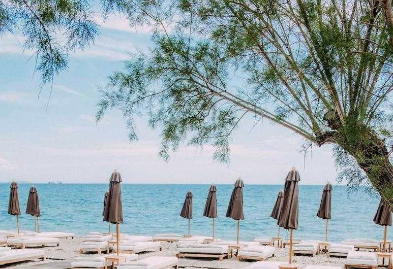Doryssa Seaside Resort, סאמוס, חוף ים