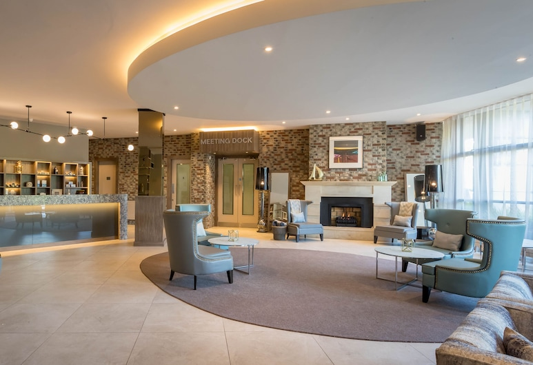 Harbour Hotel, Galway, Reception
