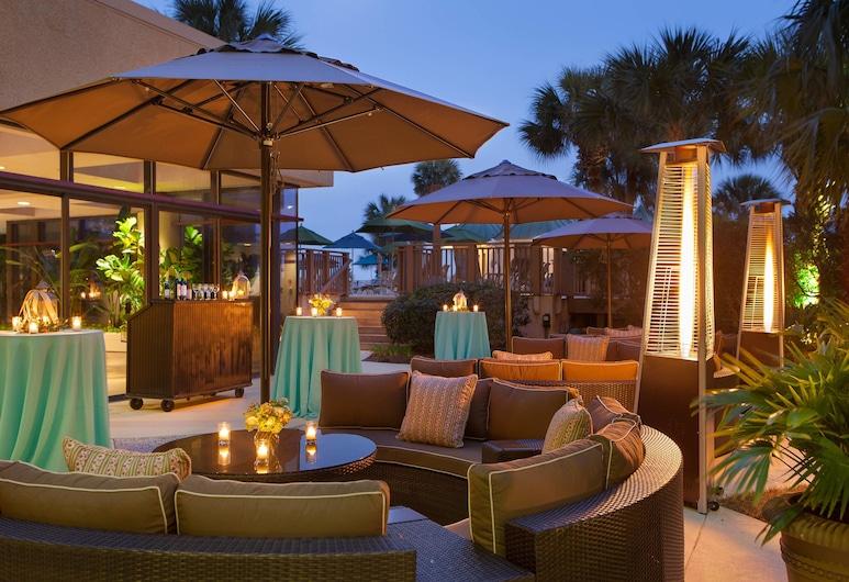 Marriott Hilton Head Resort & Spa, Hilton Head Island, Terrasse/Patio