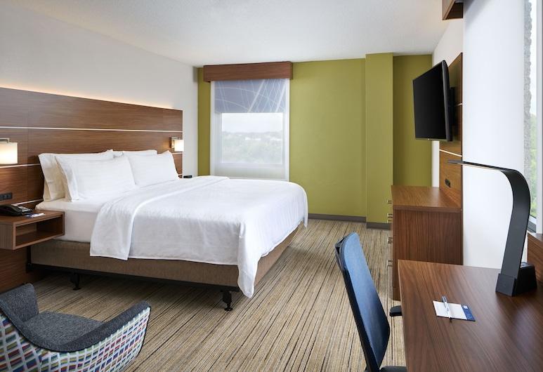 Holiday Inn Express Richmond Downtown, Richmond, Pokój, Łóżko king, dla niepalących (LEISURE), Pokój
