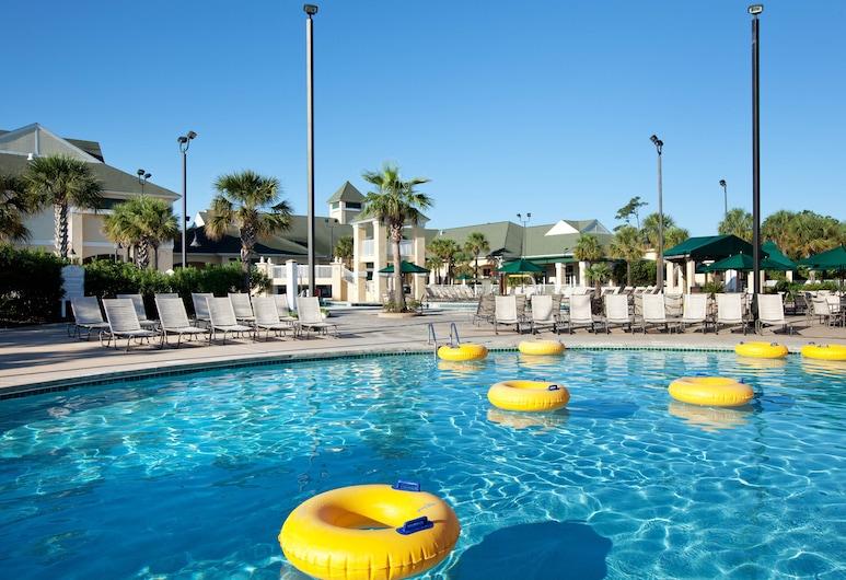 Sheraton Broadway Plantation Resort Villas, Myrtle Beach, Útilaug