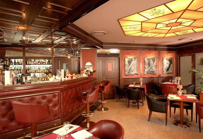 Best Western Antares Hotel Concorde, Milaan, Hotelbar