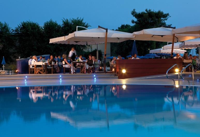 Hotel Mercure Tirrenia Green Park, Pisa, Svømmebasseng
