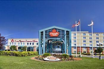 Foto di Canad Inns Destination Centre Club Regent Casino Hotel a Winnipeg