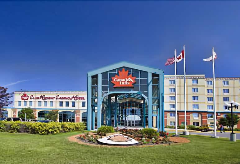 Canad Inns Destination Centre Club Regent Casino Hotel, Winnipeg