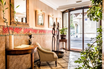 Fotografia hotela (Villa Montparnasse) v meste Paríž