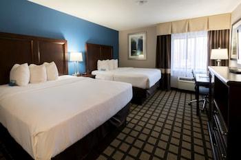羅慕勒斯底特律機場羅穆魯斯溫德姆貝蒙特酒店的圖片