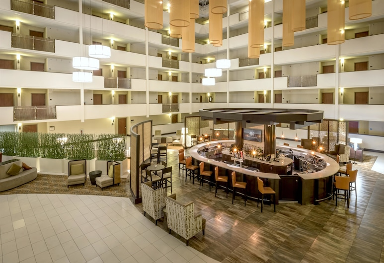 Doubletree by Hilton Hotel Montgomery Downtown, Montgomery, Vastaanotto