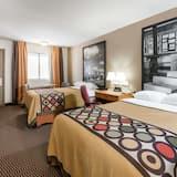 Szoba, 2 kétszemélyes ágy, mozgássérültek számára is hozzáférhető, nemdohányzó (1st Floor) - Vendégszoba