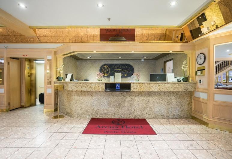 Arena Hotel, San José, Reception