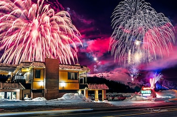 Slika: Rabbit Ears Motel ‒ Steamboat Springs