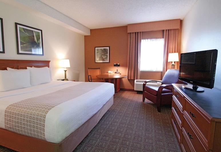 La Quinta Inn & Suites by Wyndham Orlando South, Orlando, Quarto, 1 cama king-size, Não-fumadores, Quarto