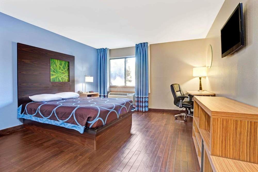 Room, 1 Queen Bed, Accessible, Non Smoking (Mobility Accessible) - Guest Room