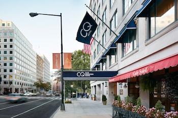 Slika: Club Quarters Hotel in Washington DC ‒ Washington