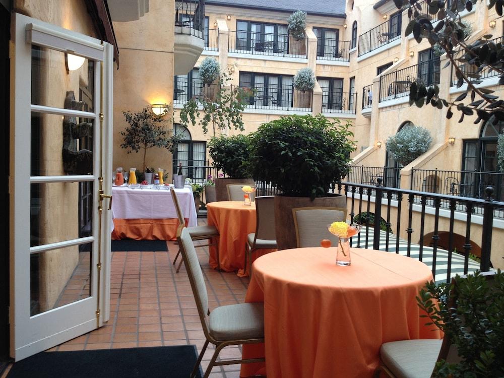 Garden Court Hotel, Palo Alto, Balcony