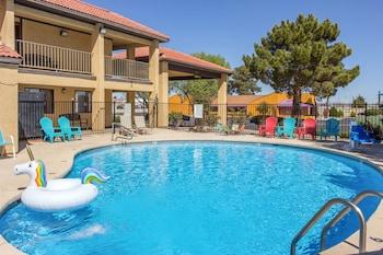 Foto van Rodeway Inn in Sierra Vista
