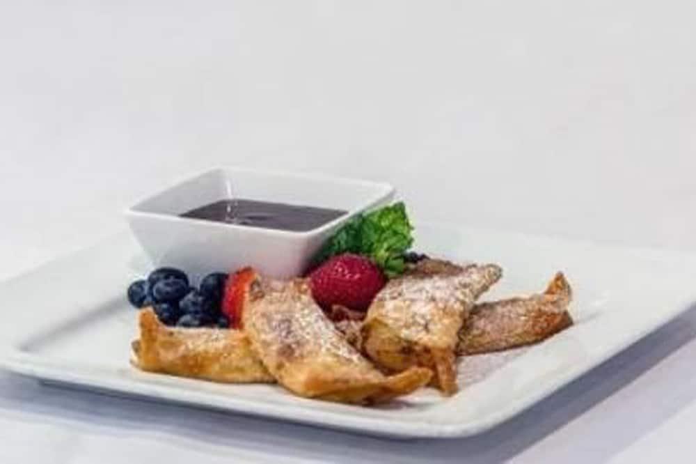 Kahvaltı servisi