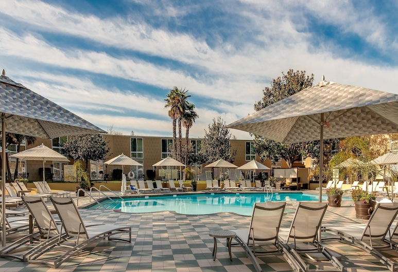 Crowne Plaza Cabana, Palo Alto, an IHG Hotel, Palo Alto, Pool