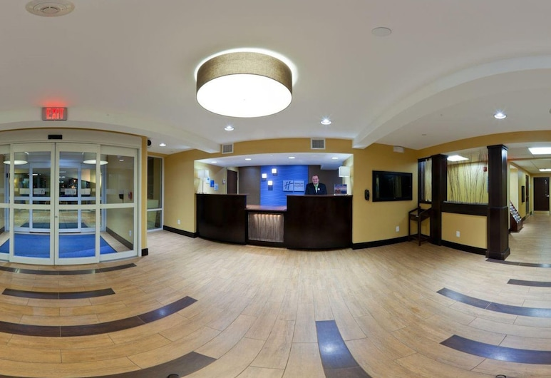 Holiday Inn Express Bowling Green, an IHG Hotel, Bowling Green, Vestibyle