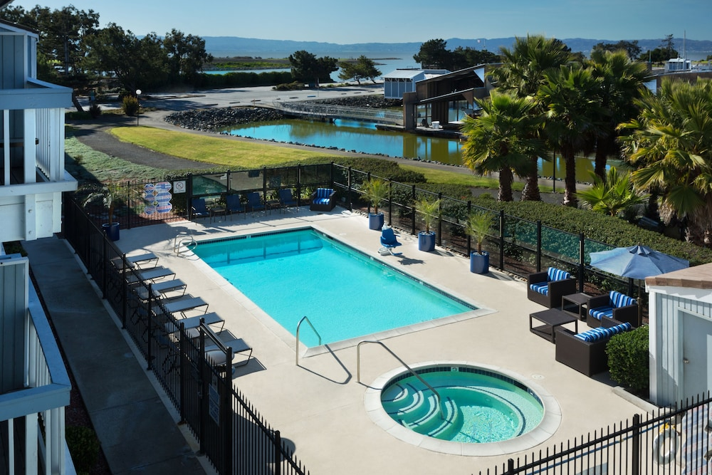 The Marina Inn On San Francisco Bay Leandro Pool