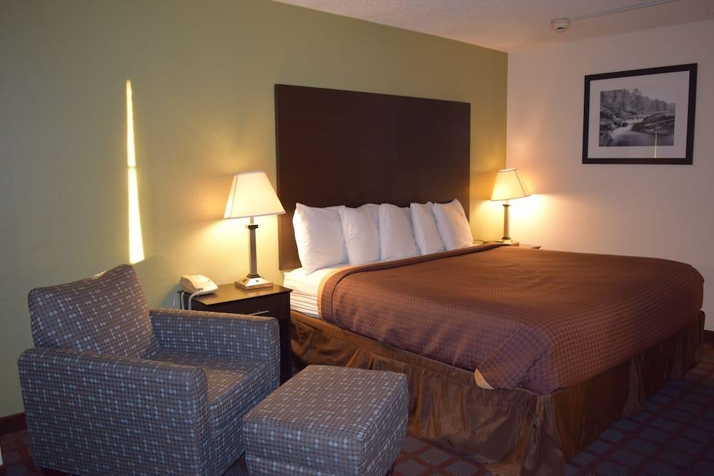 Standard Δωμάτιο, 1 King Κρεβάτι - Δωμάτιο επισκεπτών