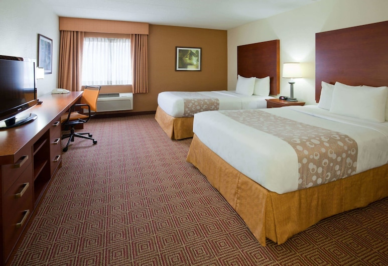 La Quinta Inn by Wyndham Minneapolis Airport Bloomington, Bloomington, Deluxe Room, 2 Double Beds, Non Smoking, Guest Room