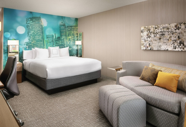 Courtyard by Marriott Indianapolis at the Capitol, Indianapolis