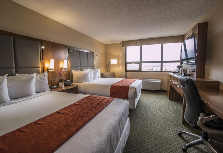 نورذيرن جراند هوتل, حصن سانت جون, غرفة عادية - سريران كبيران, غرفة نزلاء