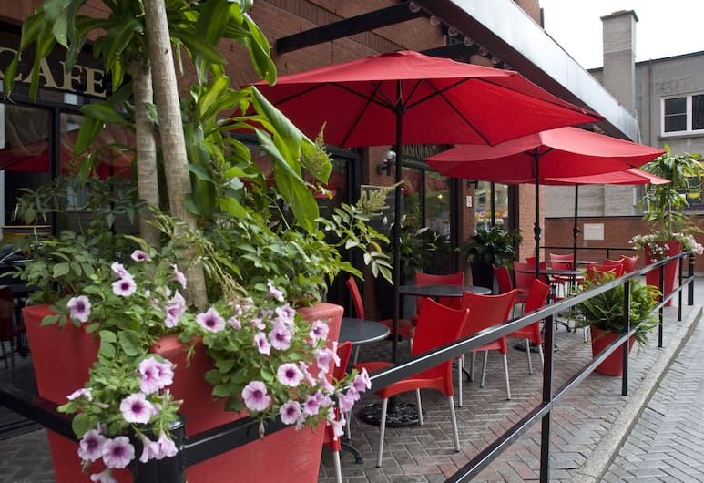 Cartier Place Suite Hotel, Ottawa, Outdoor Dining