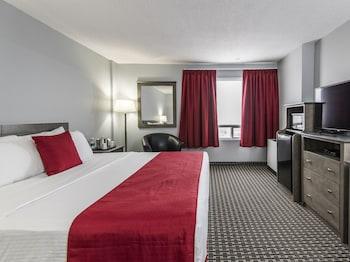 A(z) Paradise Inn & Conference Centre hotel fényképe itt: Grande Prairie (és környéke)
