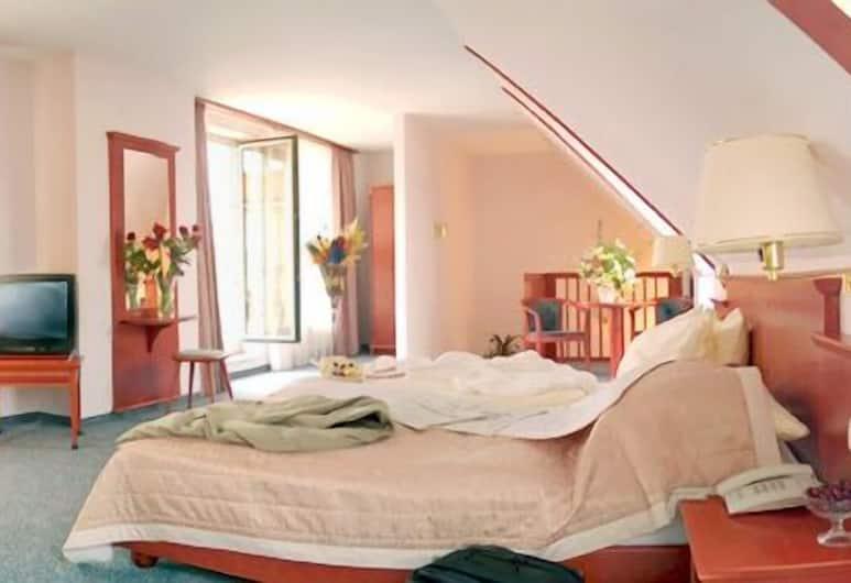 Hotel Allegro, Viena, Suite apartamento para 2 personas, Habitación