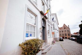 Fotografia hotela (Europ Hotel) v meste Bruggy