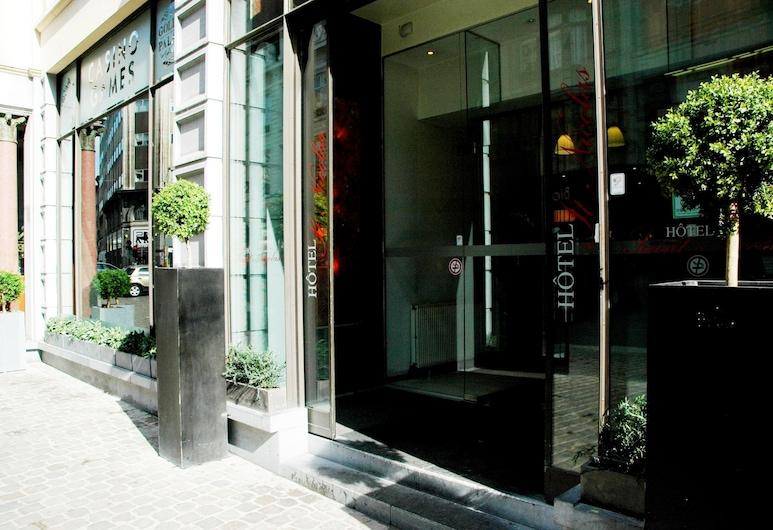 Hotel Saint Nicolas, Brussels, Exterior