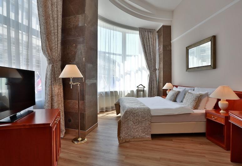 Hotel Belvedere, Praga, Quarto casal executivo, Quarto